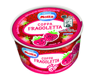 COPPA FRAGOLETTA PZ.40 (SOLO NESTLE)
