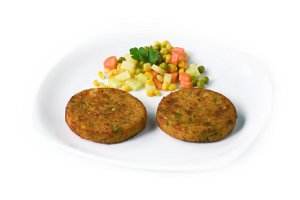 HAMBURGER VEGETALE GR.100X20PZ G.E.