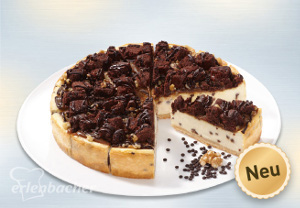 CHEESE CAKE CARAMELLO-BROWNIE 1950GRX14P