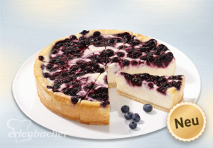 CHEESE CAKE MIRTILLI GR.1900X14PORZ.